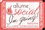Allume Social: I'm Going!
