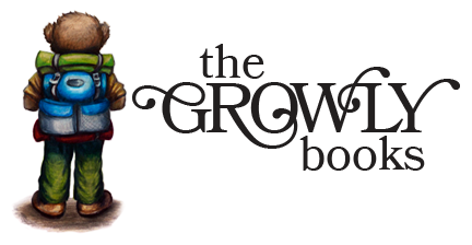 Growly Books Logo Button