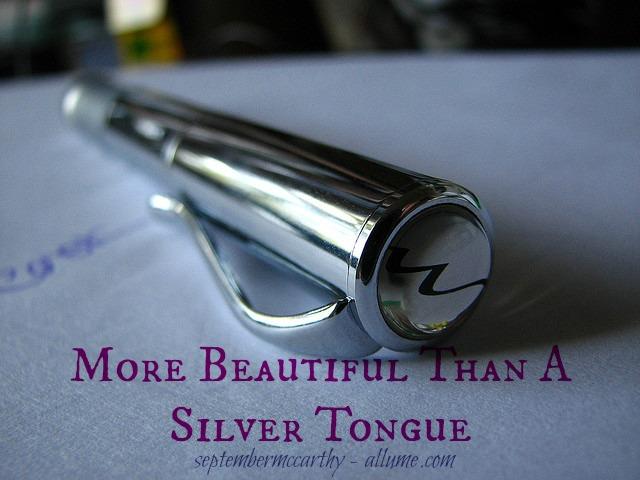 Silver Tongue - Allume