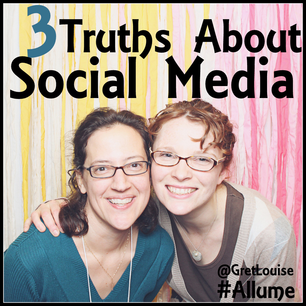 3 Truths About Social Media