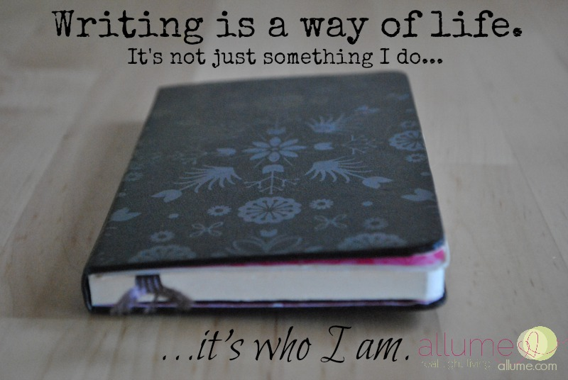Writing is Who I Am