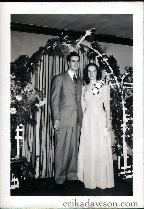 Dr. & Mrs. Sweeting high school