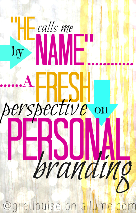 A Fresh Perspective on Personal Branding
