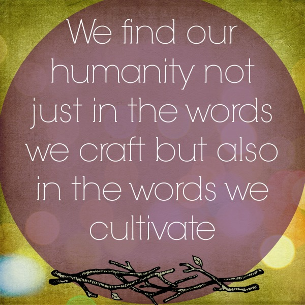 crafting words
