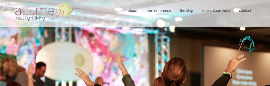 Allume 2014 web redesign