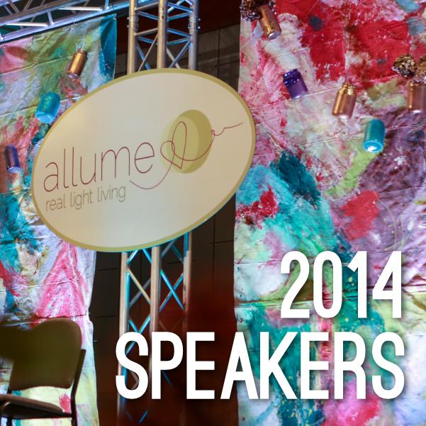 allume 2014 speakers