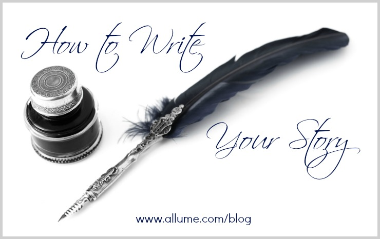 How to Write Your Story - Allume