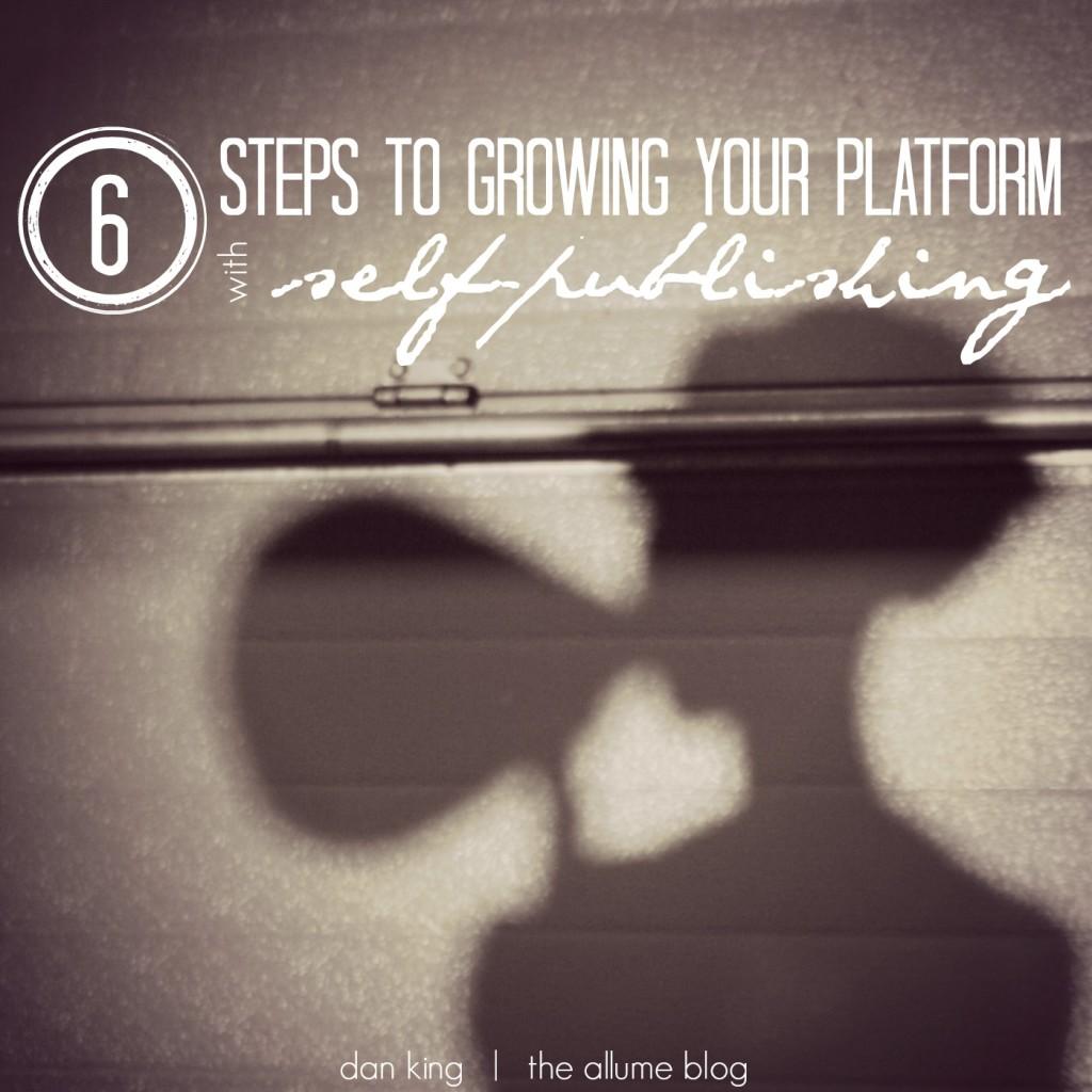 self-publishing, platform, writing
