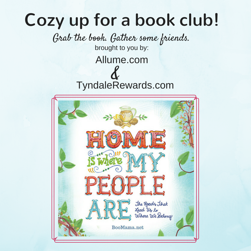 Home is Where My People Are- Alume Bookclub