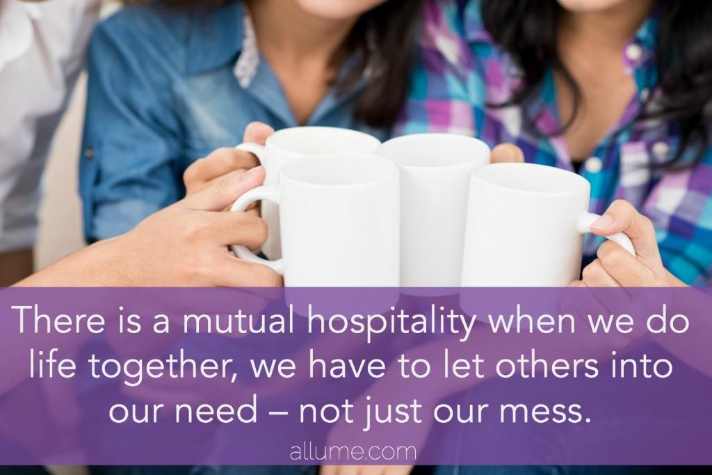 Mutual Hospitality
