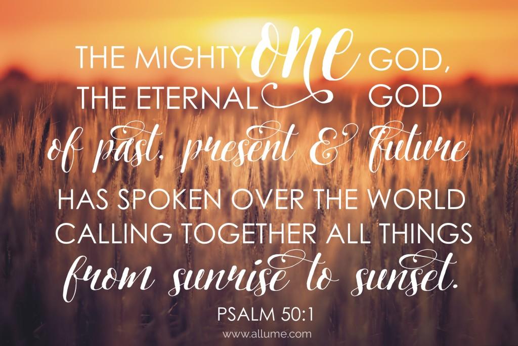 Psalm 50-1 final