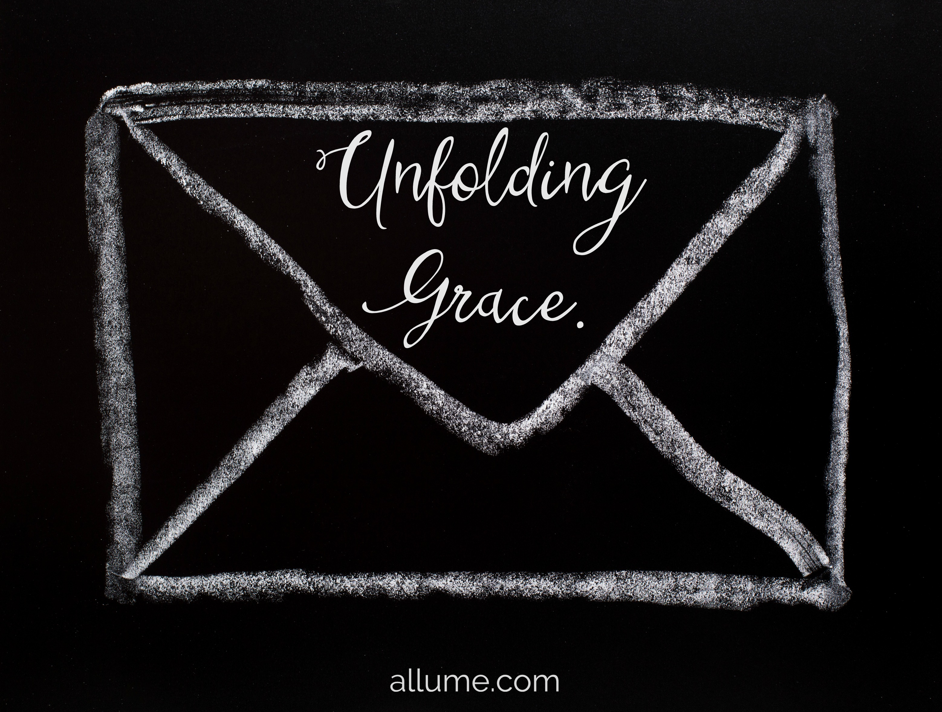 unfolding grace