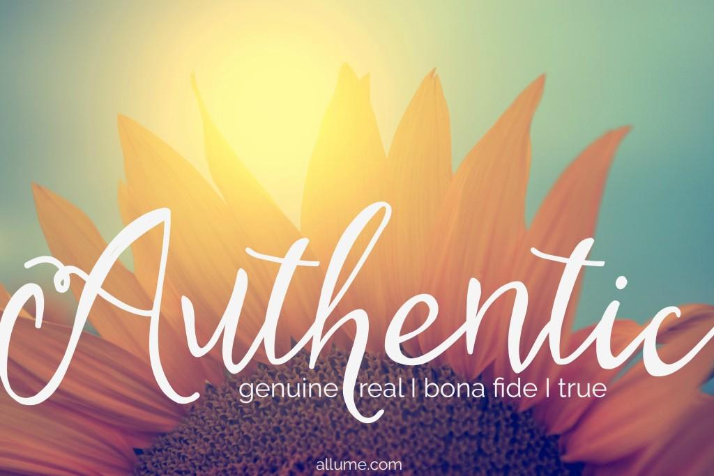 authentic 2