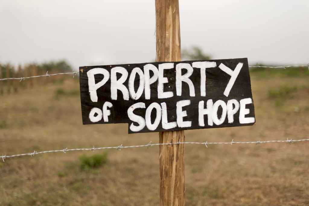 Property of Sole Hope
