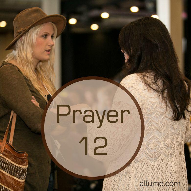 Prayer 12