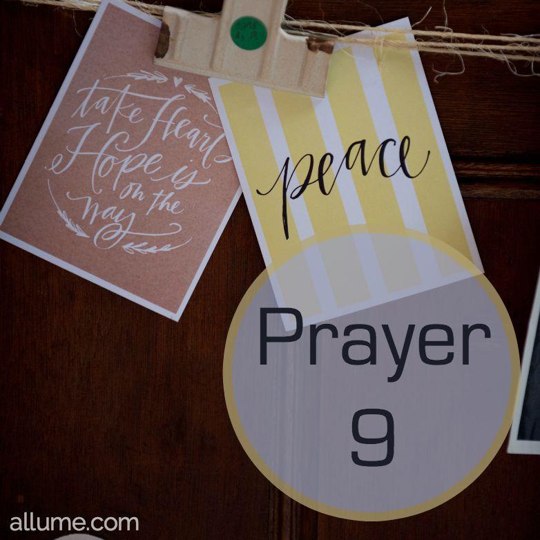 Prayer 9