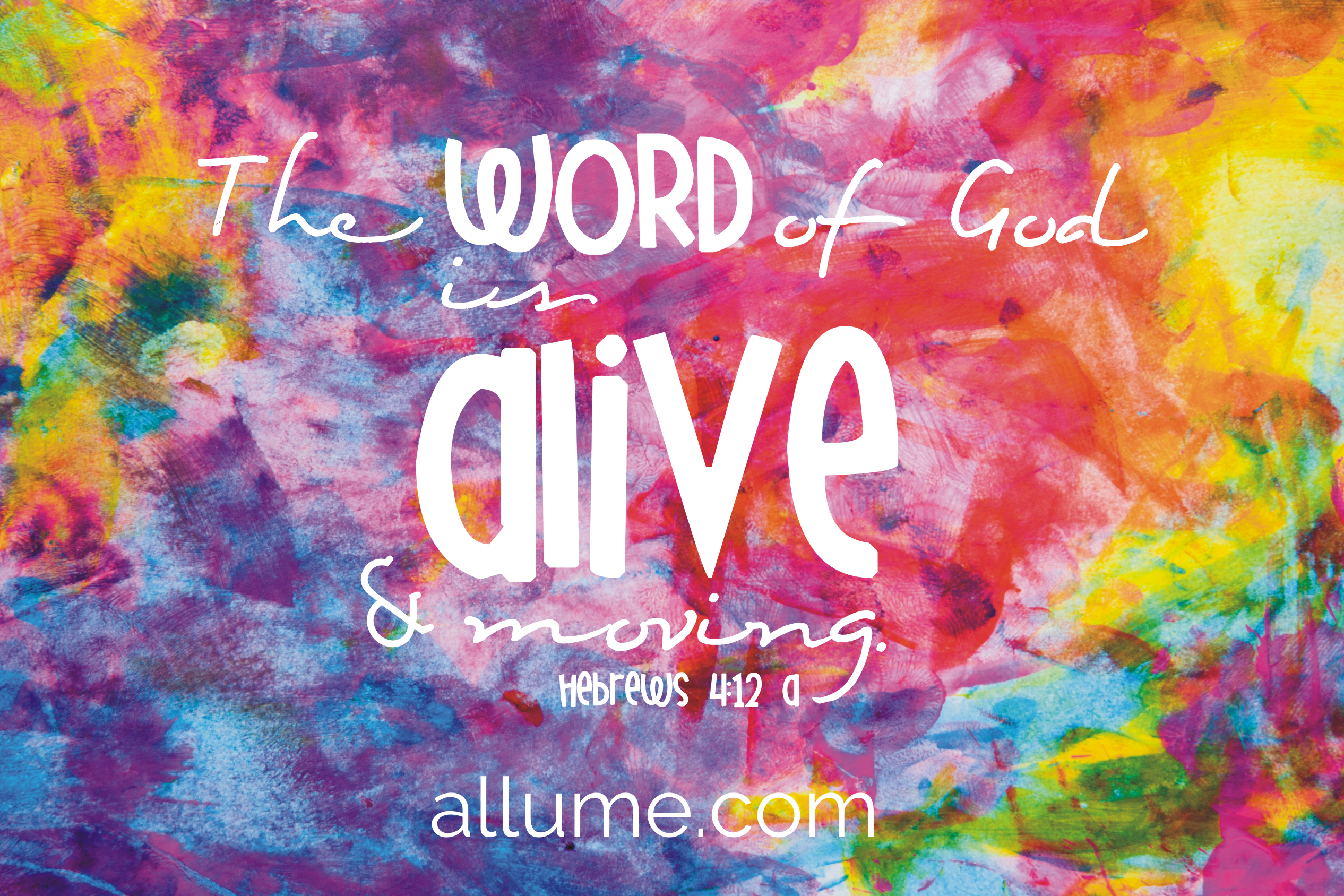 alive verse